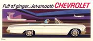 Chevrolet Impala Metal Sign