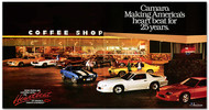 Camaro Vintage Billboard Banner