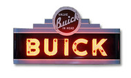 Buick Dealer Neon Sign