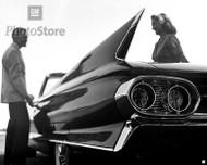1961 Cadillac Series 62 Convertible Poster