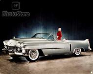1953 Cadillac LeMans Show Car Poster