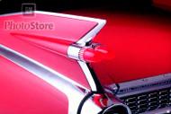 1959 Cadillac Eldorado Biarritz Detail Poster
