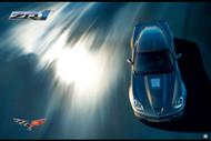 2010 Chevrolet Corvette ZR1 Poster