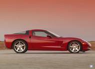 2007 Chevrolet Corvette Poster
