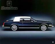 1983 Cadillac Eldorado Coupe Poster