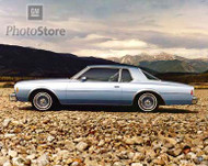 1978 Chevrolet Impala Coupe Poster