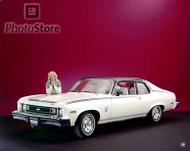 1974 Chevrolet Nova Coupe Spirit of America Poster