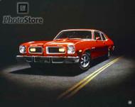 1974 Pontiac Ventura GTO 2 Door Coupe Poster