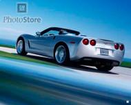 2005 Chevrolet Corvette Poster