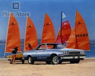 1983 Chevrolet El Camino Super Sport Poster