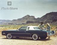 1976 Cadillac Eldorado Coupe Poster