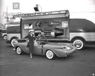 1954 Oldsmobile F-88 Poster