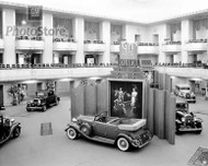 1931 Cadillac Models at Waldorf Astoria Poster