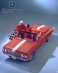 1963 Buick SR 200 Skylark Show Car Poster