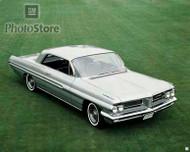 1962 Pontiac Grand Prix Hardtop Coupe Poster