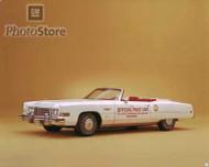 1973 Cadillac Fleetwood Eldorado Poster