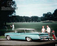 1960 Oldsmobile 98 Holiday Sport Sedan Poster
