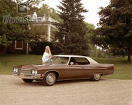 1971 Buick Electra 225 Sport Coupe Poster