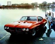 1970 Pontiac GTO Coupe Poster