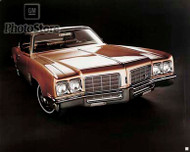 1970 Oldsmobile Delta 88 Royale Holiday Poster
