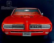 1968 Pontiac GTO Convertible Poster