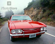 1965 Chevrolet Corvair Corsa Coupe Poster