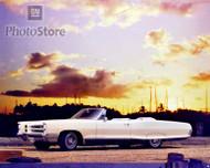 1966 Pontiac Bonneville Convertible Poster