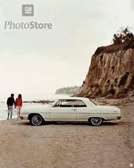 1965 Chevrolet Chevelle Malibu Sport Coupe Poster
