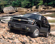 2003 Chevy Avalanche Poster