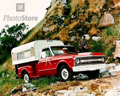 1970 Chevy Pickup >> 1970 Chevy C 10 Stepside Pickup Poster