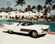 1954 Cadillac La Espada Show Car Poster