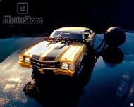 1971 Chevrolet Chevelle SS 396 Coupe Poster