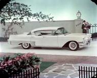 1957 Cadillac Series 60 Special Sedan Poster