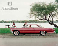 1961 Oldsmobile 88 Holiday Coupe Poster