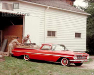 1959 Chevrolet El Camino Sedan Pickup II Poster