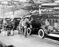 1925 Chevrolet Superior Series K Line Poster