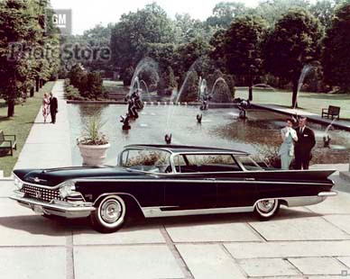 1959 Buick Electra 225 4-Door Hardtop Poster - GMPhotoStore