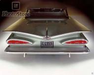 1959 Chevrolet Impala 4-Door Sport Sedan Poster