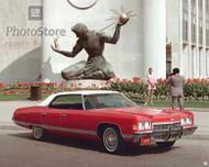 1972 Chevrolet Caprice Custom Sedan Poster