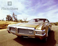 1968 Oldsmobile Toronado Coupe Poster