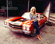 1970 Chevrolet Chevelle SS Coupe Poster