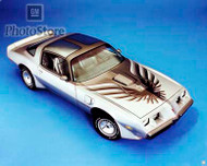 1979 Pontiac Firebird Trans Am Coupe Poster
