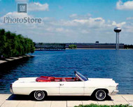 1963 Pontiac Catalina Convertible Poster