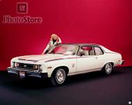 1974 Chevrolet Nova 'Spirit of America' Poster
