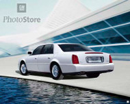 2004 Cadillac DeVille DHS Poster
