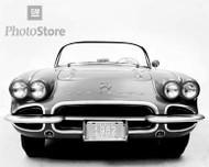 1962 Chevrolet Corvette Convertible I Poster