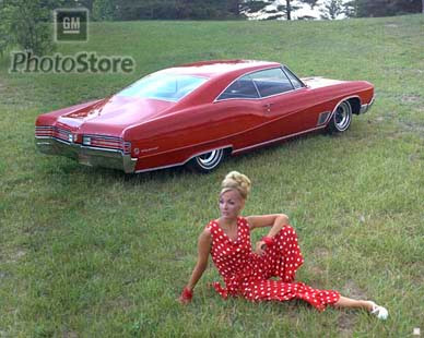 1968 buick wildcat sport coupe poster gmphotostore. Black Bedroom Furniture Sets. Home Design Ideas
