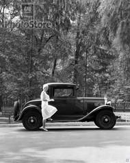 1929 Chevrolet 2-Passenger Coupe Poster