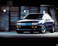 1995 Chevrolet Beretta Z26 Coupe Poster