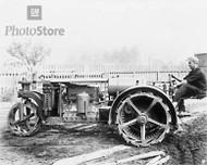 1917 GMC Samson Tractor Model 10-29 Poster